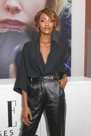 Vida Press nuotr./Jourdan Dunn