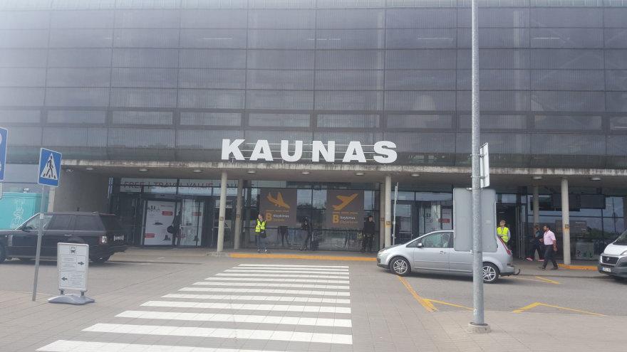 Ernesto Naprio nuotr./Kauno oro uostas