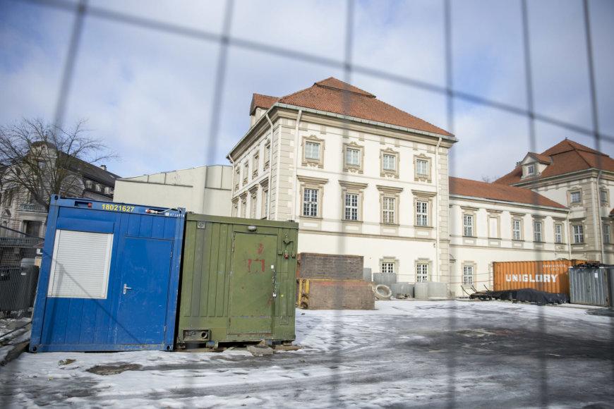 Žygimanto Gedvilos / 15min nuotr./Besitęsiantis Vilniaus gatvės tvarkymas