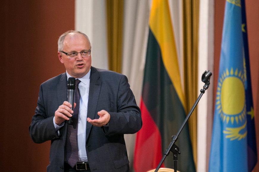 Žygimanto Gedvilos / 15min nuotr./Romas Jankauskas