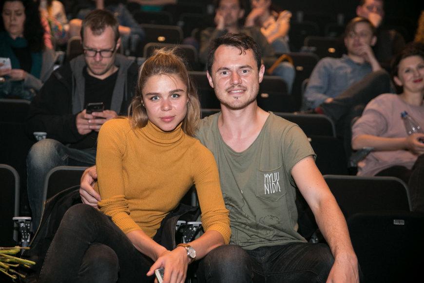 Žygimanto Gedvilos / 15min nuotr./Jovita Balčiūnaitė ir Richardas Jonaitis
