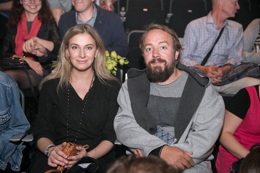 Žygimanto Gedvilos / 15min nuotr./Aušra Štukytė ir  Dmitrijus Radinas