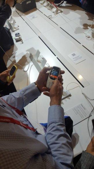 """Projekto partnerių nuotr./""""Mobile World Congress"""" paroda"""