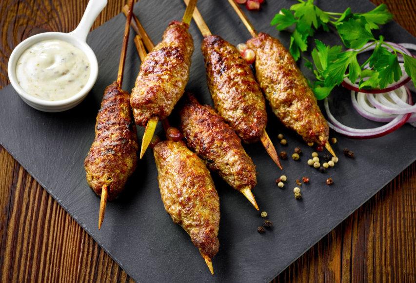 Maltos mėsos iešmeliai