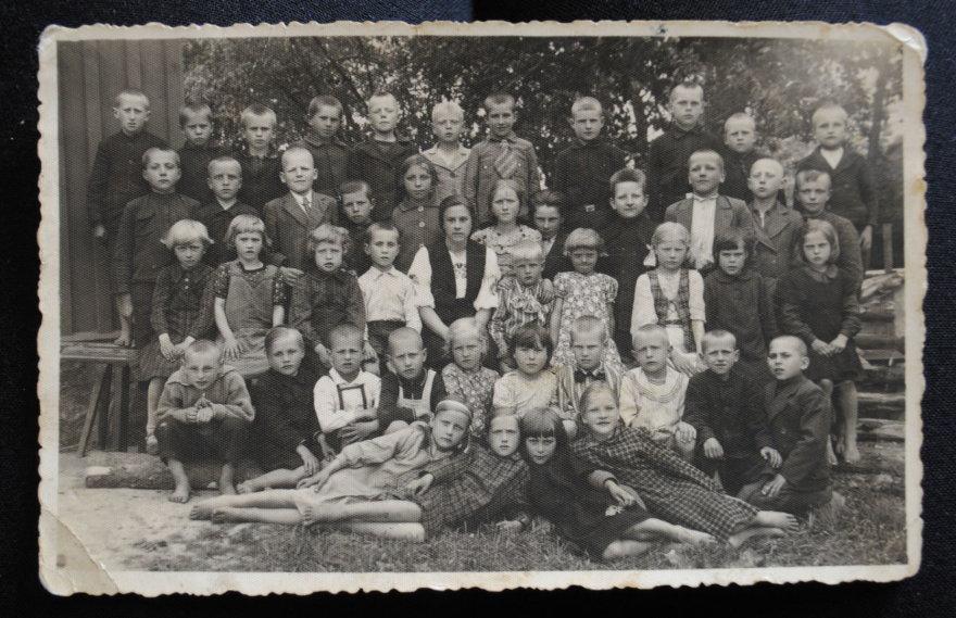 J. Milašienės klasės nuotrauka