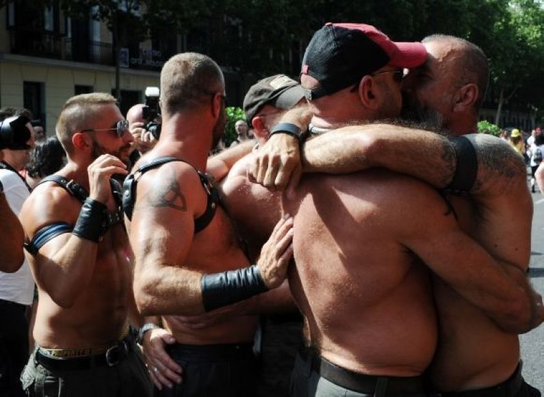 "AFP/""Scanpix"" nuotr. / Gėjai"