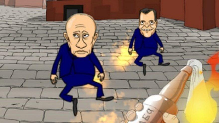 Maidan Revolution: Žaidimo fragmentas