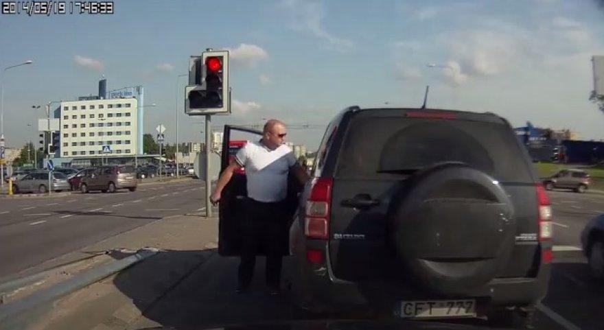 Vairuotojų konfliktas
