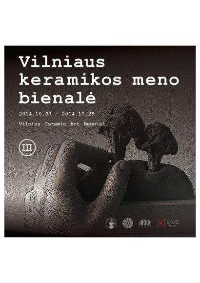 3-iosiosVilniaus keramikos meno bienalės afiša