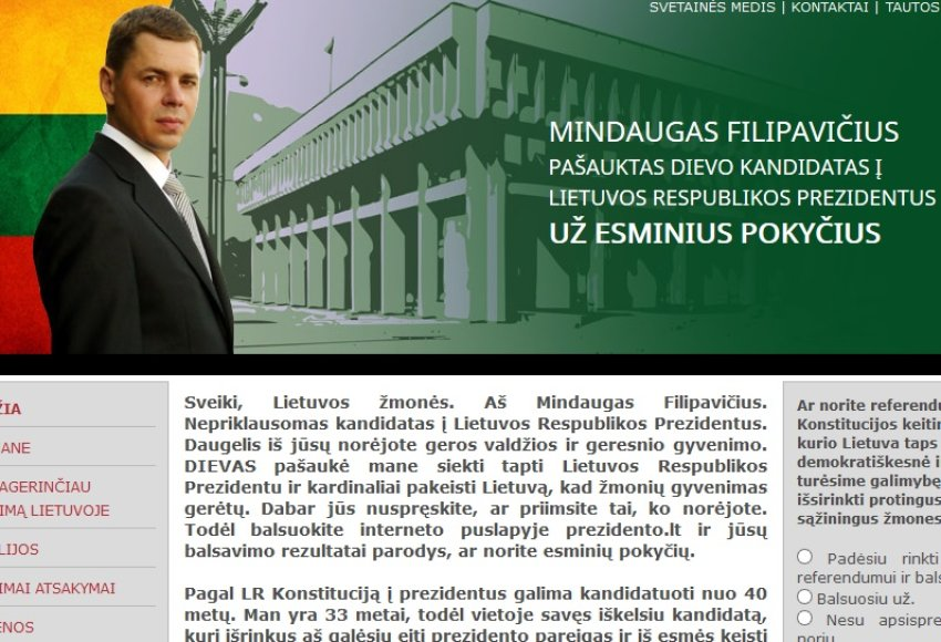 Mindaugas Filipavičius