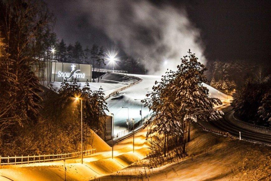 """""""Snow arena"""""""