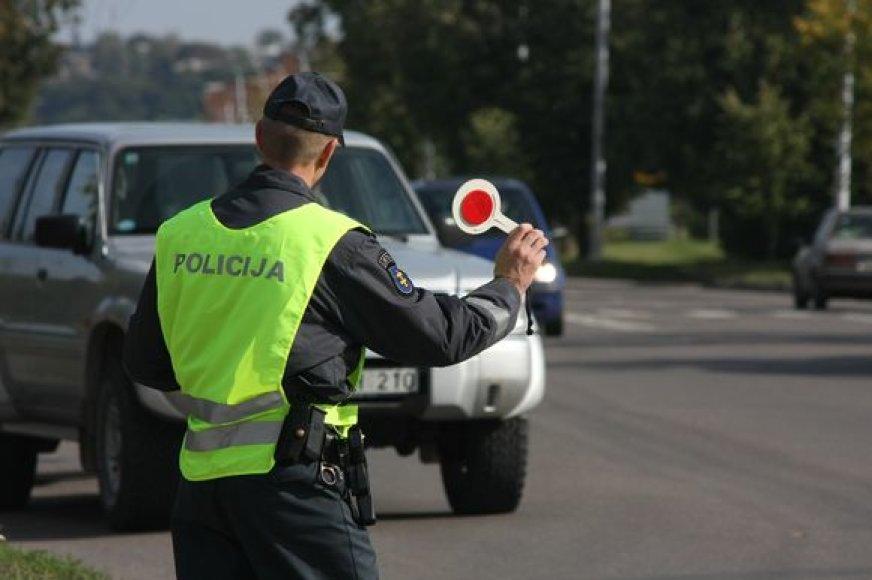 Policininkas.