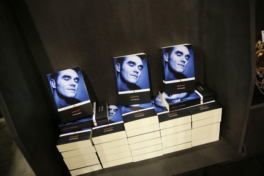 Morrissey knyga