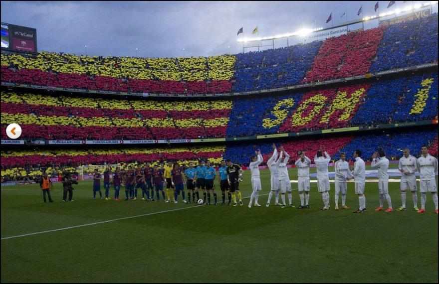 """Camp Nou"" stadionas"