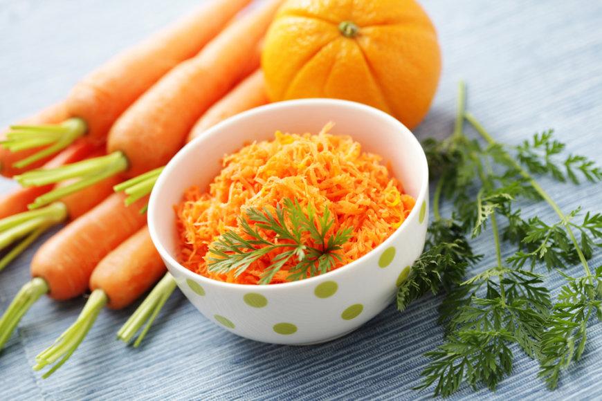 Gaminame iš morkų