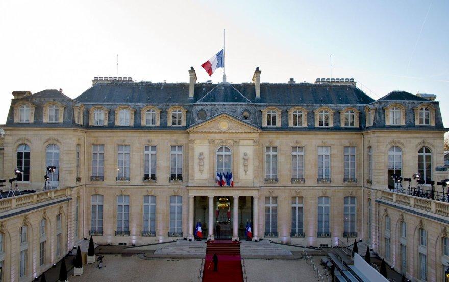 Prezidentūra Paryžiuje