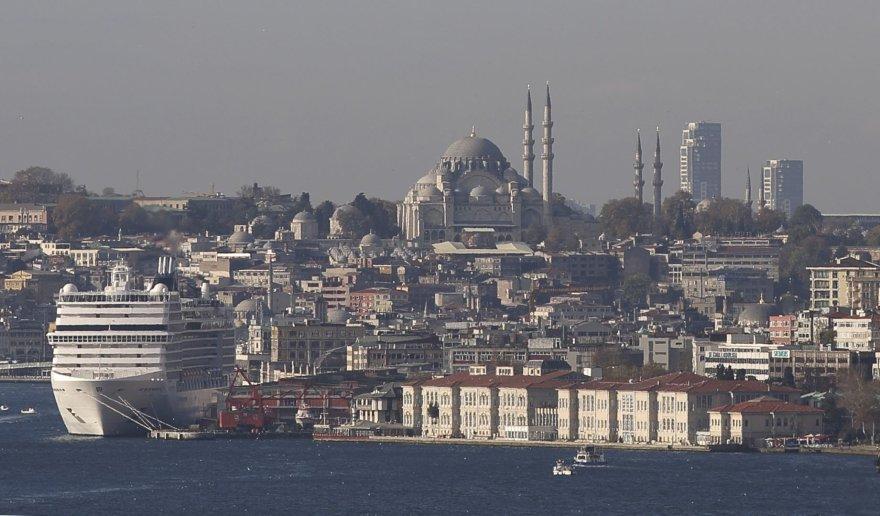 Osmanų imperijos laikais pastatyta Suleimano mečetė