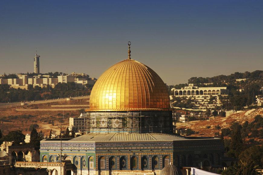 Žinių troškulio malšinimas - Izraelis