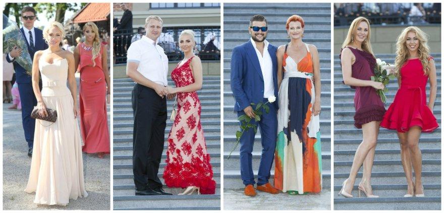 Zvonkų vestuvių svečiai