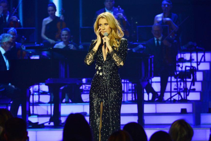 Vida Press nuotr./Celine Dion