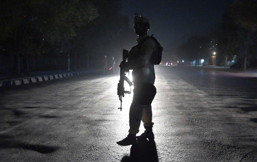 Afganistano pareigūnas