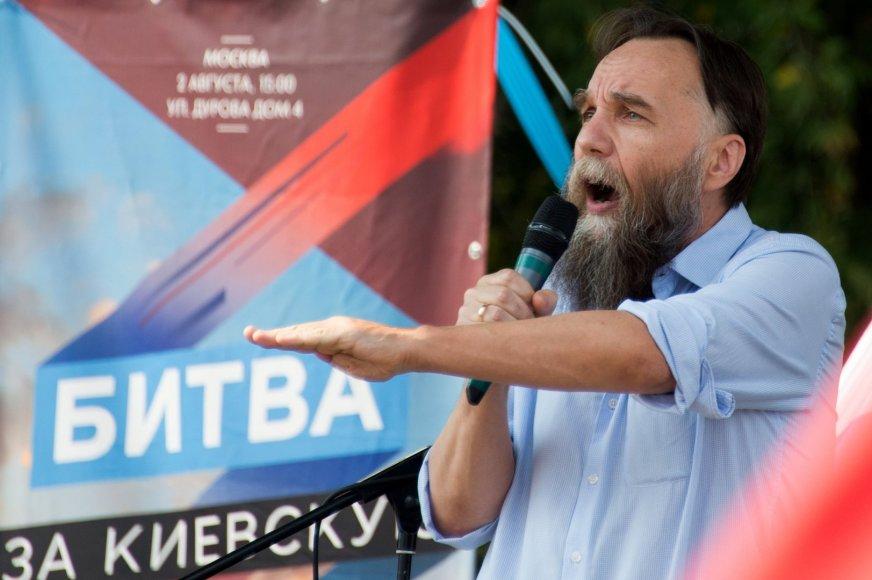 Rusijos protų inžinierius Aleksandras Duginas.