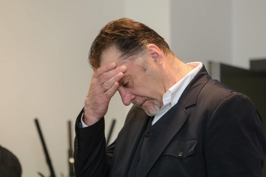 Juliaus Kalinsko / 15min nuotr./Arvydas Sabonis
