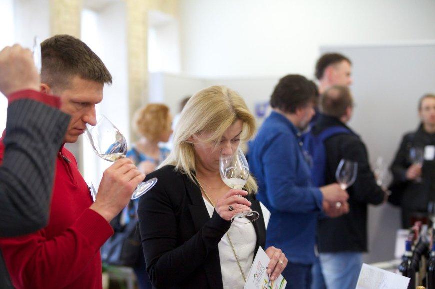 "Organizatorių nuotr./""Vino Nobile di Montepulciano D.O.C.G. 2013"" degustacija"