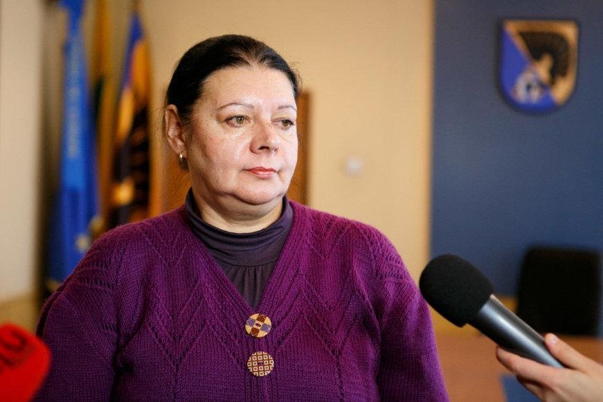 Vilma Jucevičiūtė Kėdainių rajono savivaldynės Vaiko teisių apsaugos tarnybos vedėja