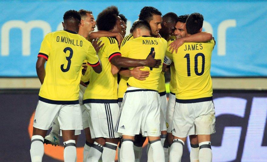 Kolumbijos futbolo rinktinė