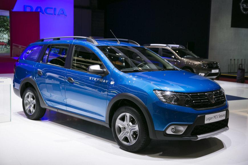 """Dacia Logan MCV Outdoor"""