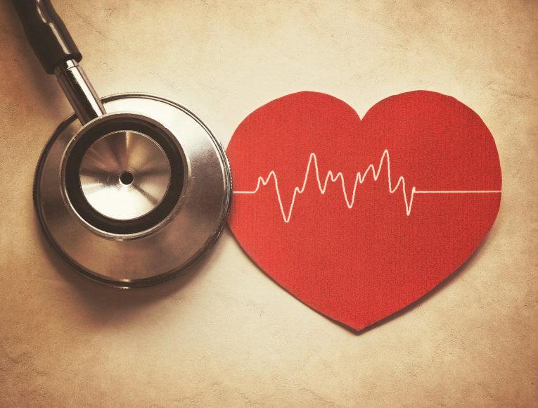 """""""Fotolia"""" nuotr./Širdies sveikata"""
