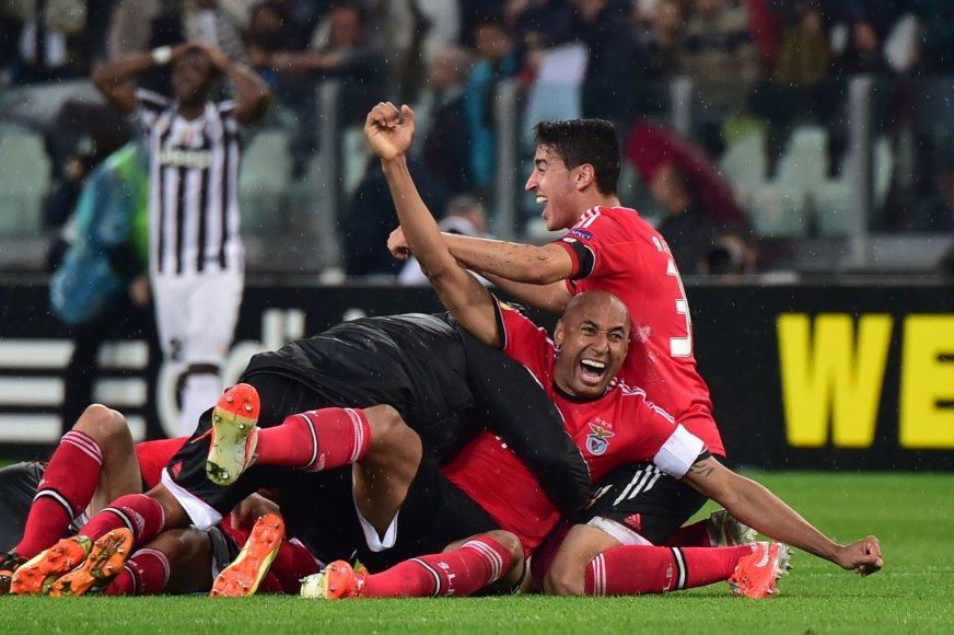 "Švenčianti ""Benfica"""
