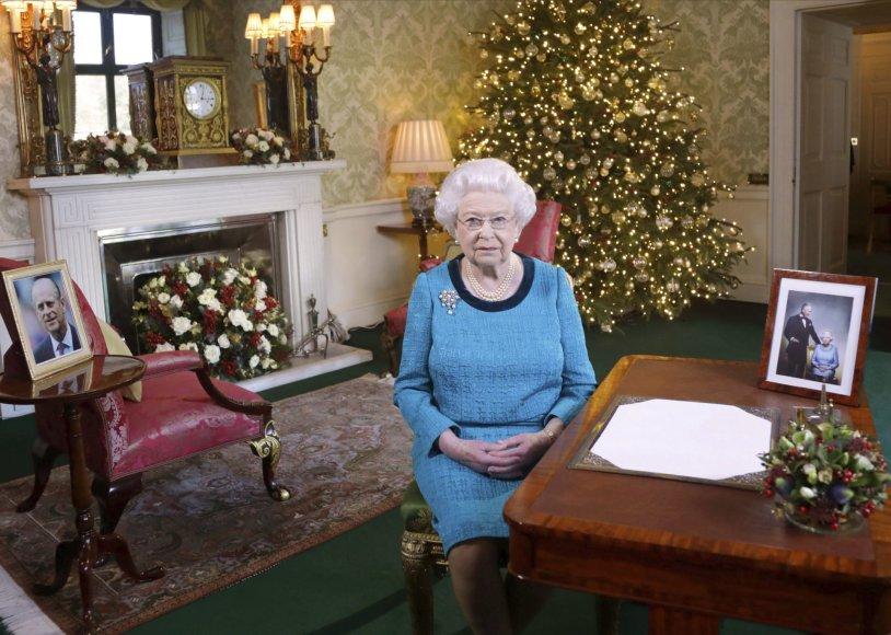 Karalienė Elizabeth II (2016 m.)