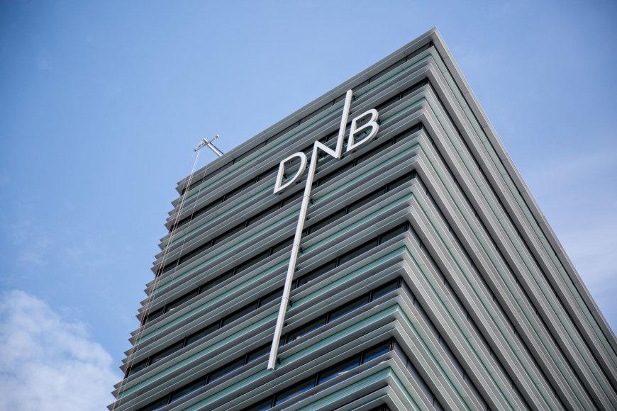 Pagrindinės DNB banko būstinės atidarymas.