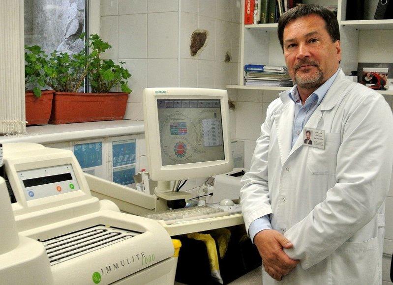Profesorius G.Kazanavicius