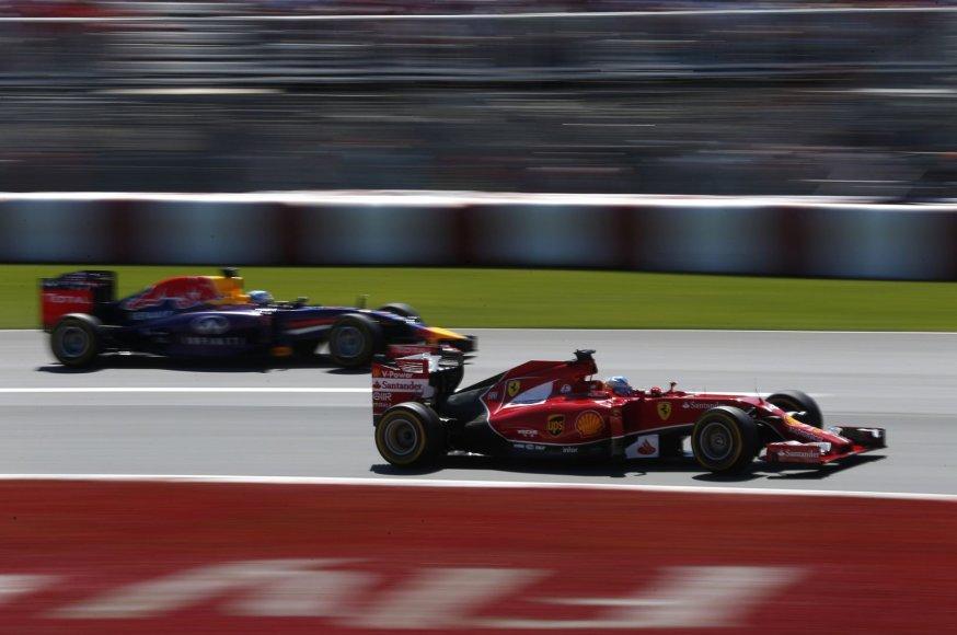 F-1 lenktynės