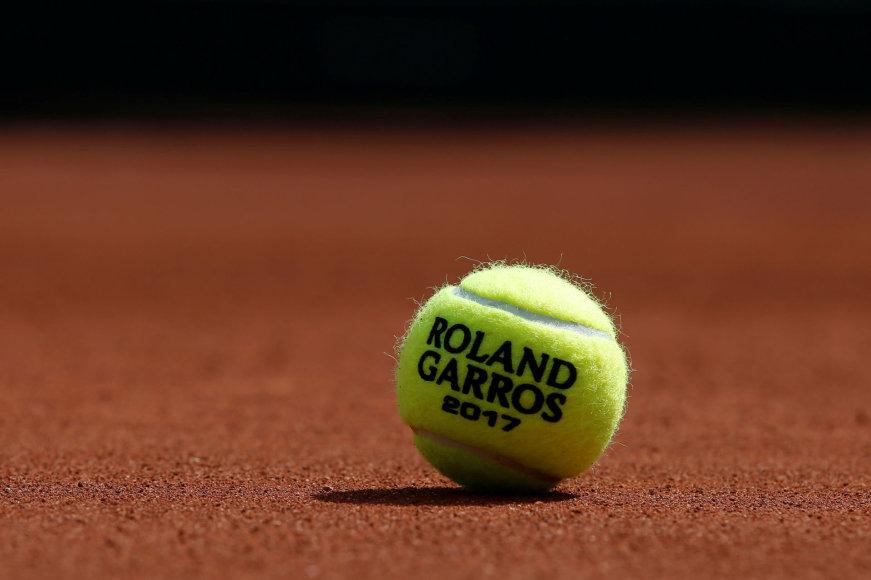 """""""Roland Garros"""" kamuoliukas"""