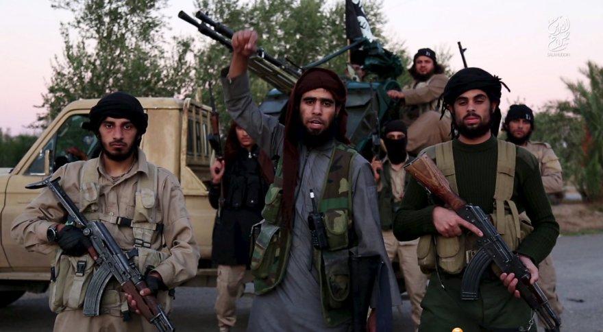 """""""Reuters""""/""""Scanpix"""" nuotr./""""Islamo valstybės"""" kovotojai"""