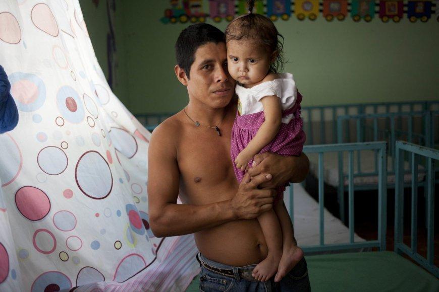 Gvatemaloje dėl sausros ima trūkti maisto skurdžiai gyvenantiems žmonėms