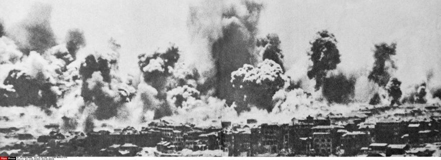 Japonų surengtas Kinijos bombardavimas 1940 metais