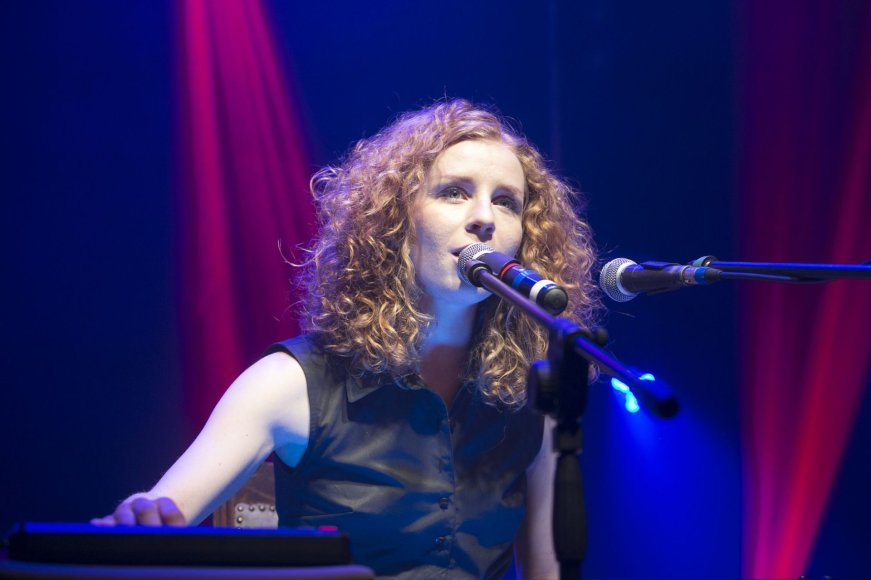 Alinos Orlovos koncertas Vilniuje
