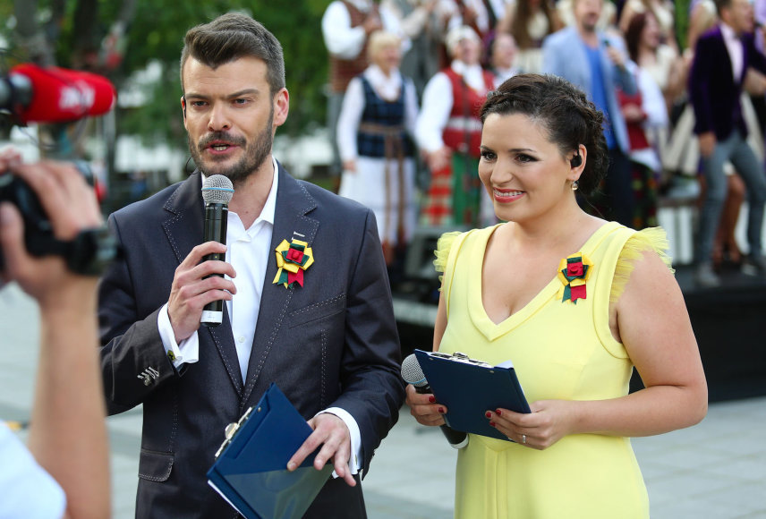 Renata Šakalytė-Jakovleva ir Mindaugas Rainys