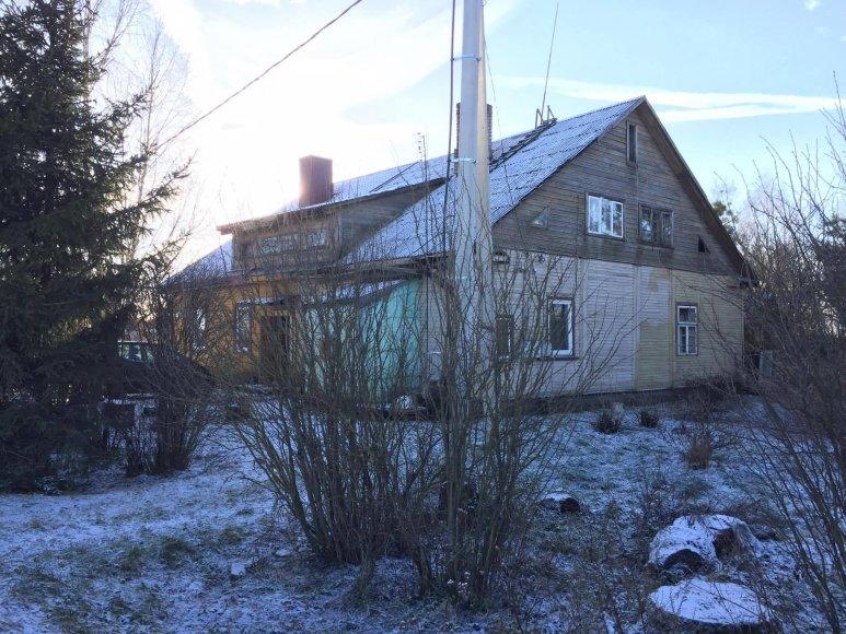 Nužudymas Virbaliūnų kaime Kauno rajone