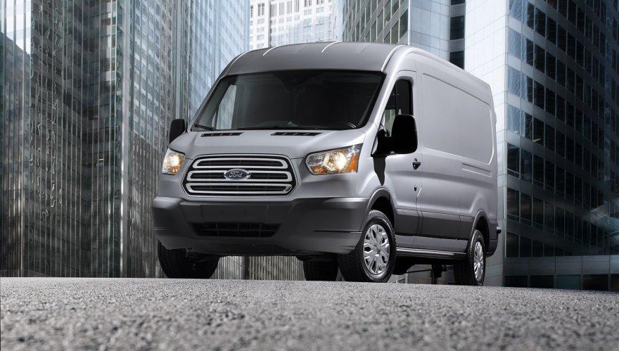 """""""Ford Transit Van"""""""