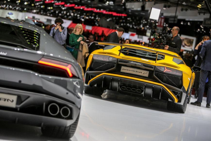 """""""Lamborghini Aventador SV"""""""