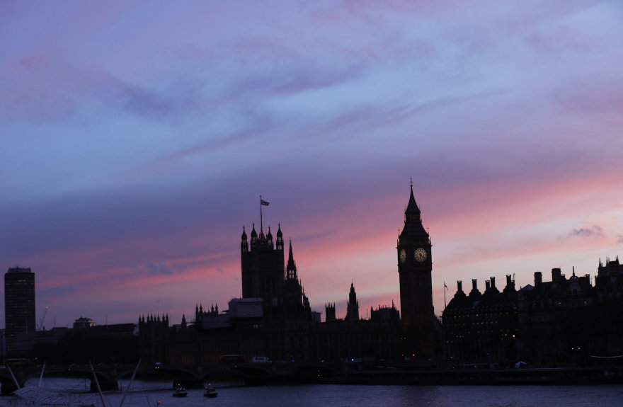 Vestminsterio rūmai Londone