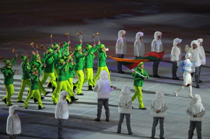Lietuvos olimpinė rinktinė