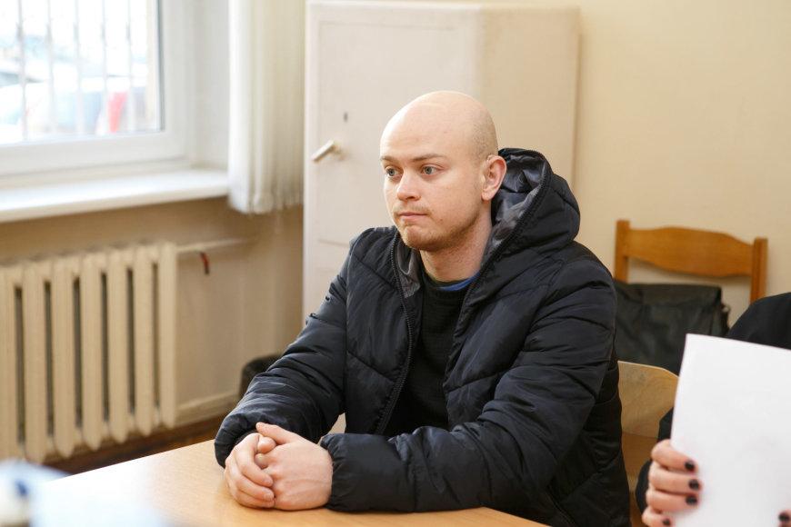 A.Kuršentaičio teismas