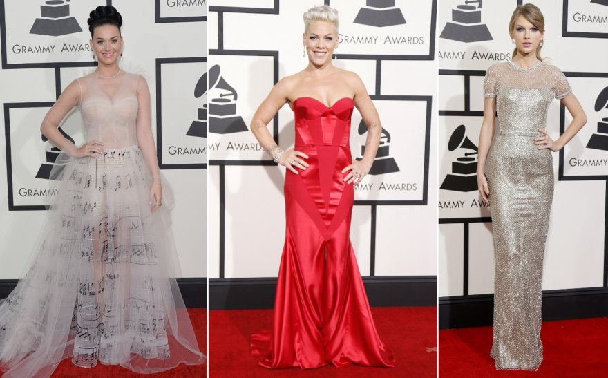 Katy Perry, Pink ir Taylor Swift